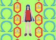 HOG (Hexagon, Omega, Girl)