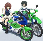 Kawasaki ZX-4
