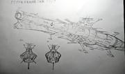 アリゾナ級前衛武装宇宙艦