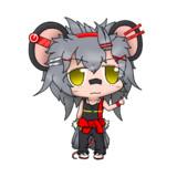にょろろん(ネズミ)