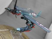 F6F-ヘルキャットロボ