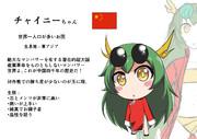チャイニーちゃん(中国)