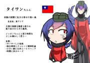 タイワンちゃん(台湾)