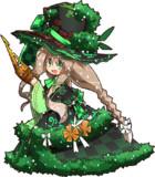 草木の魔女