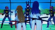 【コイカツ!】巫女武者 恐怖!ブラックラビット【CHARA STUDIO】