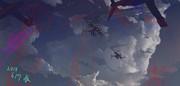 新作途中:MAL軍空中強襲部隊