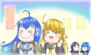 【艦これ】梅雨が来た!【五月雨/皐月】