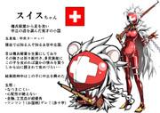 スイスちゃん <スイス連邦>