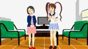 松田さんと佐々木さん