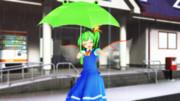 【とある梅雨の日ver3】お出迎え2