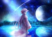 月と星と魔女