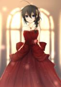 ドレス時雨ちゃん