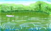 湖 Lake
