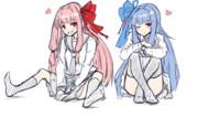 制服琴葉姉妹