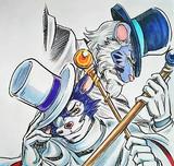 ゼロ卿×モリアーティ教授