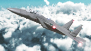 【MMD】F-15J