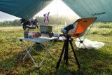 MMDを実写になじませるための練習2 「ふもとっぱらキャンプ場」