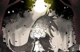 支援イラスト「嘘つき姫と盲目王子」