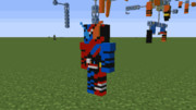 【jointblock】仮面ライダービルドに変身してみた【minecraft】