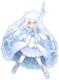 氷雪絵本の魔女