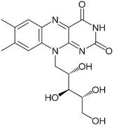 リボフラビン(ビタミンB₂)