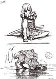 Kenshiちゃんとバカ犬