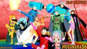 【MMDワンピ】MUGIWARA★56