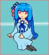 ドット葵ちゃん2