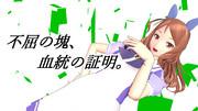 【MMDウマ娘】キングヘイロー【モデル配布】