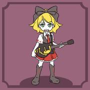 メディとギター【SD】