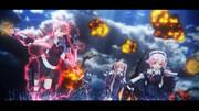 【MMD】戦場の艦娘_ver2【艦隊これくしょん】