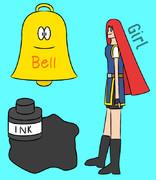 BIG (Bell, Ink, Girl)