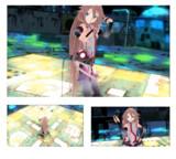【MMDステージ配布あり】工場地帯ドーム用ステージを追加しました