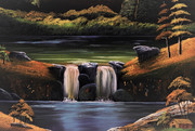 小さな滝1