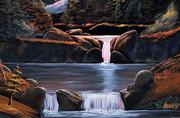 小さな滝2