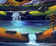 小さな滝3