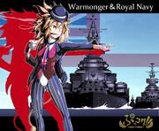 ウォーモンガー(戦争屋)とロイヤルネイビー