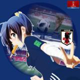日本代表ロシアW杯Ver.×小鳥遊六花