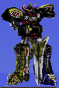 【Terraria】大獣紳【恐竜戦隊ジュウレンジャー】