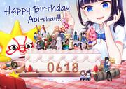 富士葵生誕祭2018