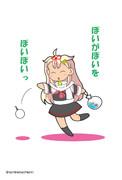 ぽぽぽいのぽいぽいぽい♪(←東海地方者はわかる)