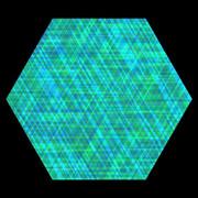 六角形10