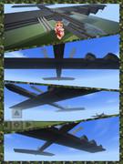 超巨大爆撃機