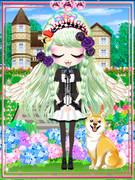 私、今度もくんくんと一緒にアンニュ~イ咲く洋館アリスの薔薇園~
