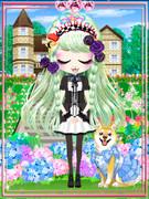 私、今度もワンコ×くんくんと一緒にアンニュ~イ咲く洋館アリスの薔薇園~