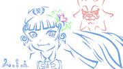 富士葵さんとキクノジョーさん
