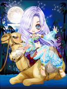 遊☆戯☆王~砂漠 の夜空~わたし月姫編・・・