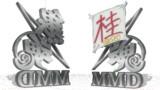 MMD桂(銀)魂ロゴ【銀魂MMD用アクセサリー配布】