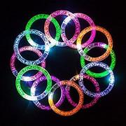 colorful glow bracelets, glow in the dark bracel