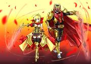 深紅の皇帝